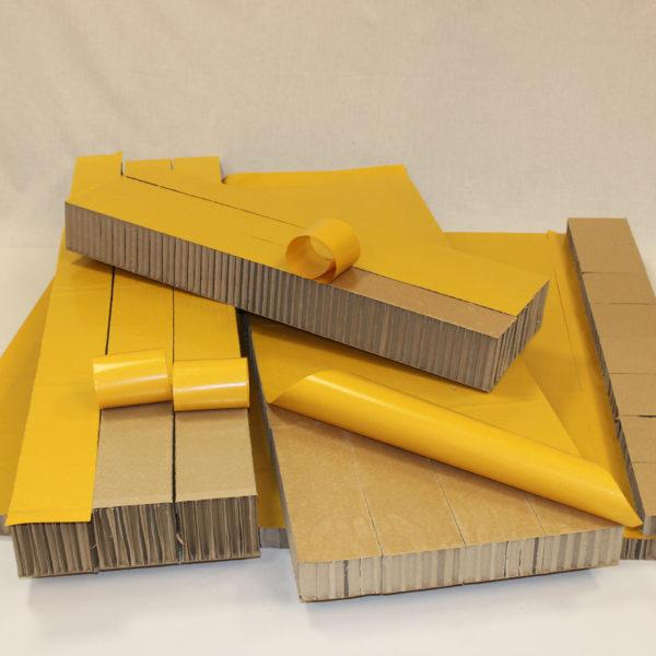 Ladungssicherung & zwischenplatten